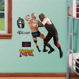 Kane Chokeslam Jr. Wall Decal