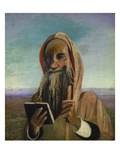 Teacher from Marocco, 1908 Giclee Print by Tivadar Csontvary Kosztka