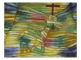 Das Lamm, 1920 Reproduction procédé giclée par Paul Klee