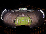 Florida State University - Sept 22, 2012: Doak Campbell Stadium, the Home of Seminole Football Foto