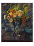 Flowers in a Vase Prints by Theo van Rysselberghe