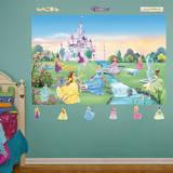 Disney Princess Mural Art Mural