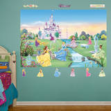 Disney Princess Mural Wall Decal