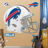 Buffalo Bills Revolution Helmet Wall Decal