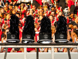 University of Georgia: Bulldogs Marching Band Photographic Print