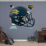 Jacksonville Jaguars Revolution Helmet Wall Decal