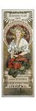 Plakat Vystava Ceského... (Ausstellung Der Nordost-Tschechei in Honce), 19 Giclee Print by Alphonse Mucha
