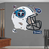 Tennessee Titans Revolution Helmet Wall Decal