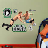 John Cena Bulldog Jr. Wall Decal