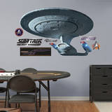 Star Trek  - U.S.S. Enterprise NCC-1701-D Wandtattoo