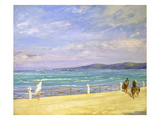 Sirocco, Tangier. Probably 1921 Giclee Print by Sir John Lavery