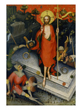 Auferstehung Christi Giclee Print by  Master of the Altarpiece of Wittingau
