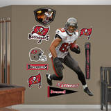 Vincent Jackson Wall Decal