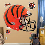 Cincinnati Bengals Revolution Helmet Wall Decal