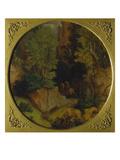 Ritt Durch Den Wald, um 1840/50 Giclée-Druck von Moritz Von Schwind
