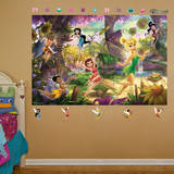 Disney Fairies Mural - Duvar Resmi