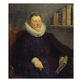 Bildnis Des Jan Brant, 1635 Giclee Print by Peter Paul Rubens
