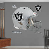Oakland Raiders Revolution Helmet Mode (wallstickers)