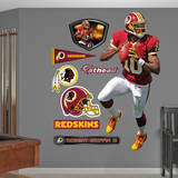 Robert Griffin III (RG3) - Washington Redskins Wall Decal