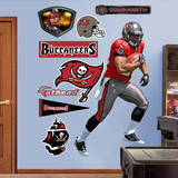 Doug Martin Wall Decal