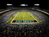 Carolina Panthers - Sept 20, 2012: Bank of America Stadium Prints by Mike McCarn