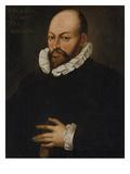 Portrait of Orlando Di Lasso. Copy after Hans Von Aachen, 17/18th Century Print by Hans von Aachen