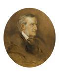 Richard Wagner, 1881/82 Print by Franz Seraph von Lenbach