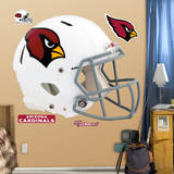 Arizona Cardinals Revolution Helmet Wall Decal
