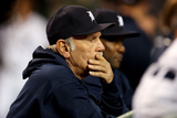 Detroit, MI - Oct 27: Detroit Tigers v San Francisco Giants - Jim Leyland Photographic Print by Jonathan Daniel