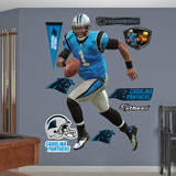 Cam Newton- Home Wall Decal