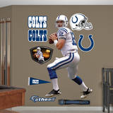 Andrew Luck Wall Decal