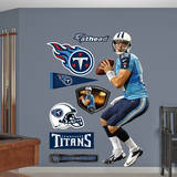 Jake Locker Wall Decal