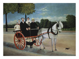 Old Man Junier's Trap, 1908 Giclee Print by Henri Rousseau