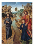 Ecce Agnus Dei, about 1462/64 Giclee Print by Dieric Bouts
