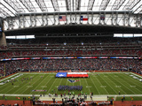 Houston Texans - Sept 30, 2012: Reliant Stadium Photographic Print by Patric Schneider