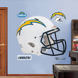 San Diego Chargers Revolution Helmet Wall Decal