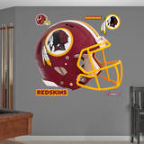 Washington Redskins Revolution Helmet Wall Decal