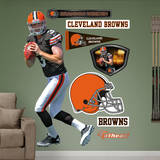 Brandon Weeden Wall Decal