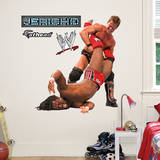 Chris Jericho Finisher Jr. Wall Decal