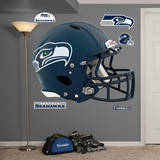 Seattle Seahawks Revolution Helmet Wall Decal