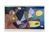 Dramatic Landscape, 1928 Reproduction procédé giclée par Paul Klee