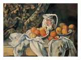 Still-Life, 1895 Giclee Print by Paul Cézanne