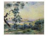Ansicht Von Antibes, 1892/1893 Giclee Print by Pierre-Auguste Renoir