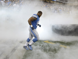 Detroit Lions - Sept 30, 2012: Ndamukong Suh Photographic Print by Carlos Osorio