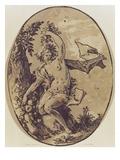 Die Goettin Proserpina Giclee Print by Hendrick Goltzius
