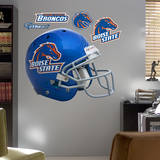 Boise State Broncos Helmet Wall Decal