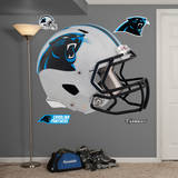 Carolina Panthers Revolution Helmet Wall Decal
