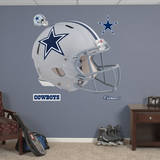 Dallas Cowboys Revolution Helmet Wall Decal