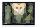 The Physiognomy of a Blossom, 1922 Giclee Print by Paul Klee