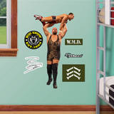 Big Show Press Slam Jr. Wall Decal